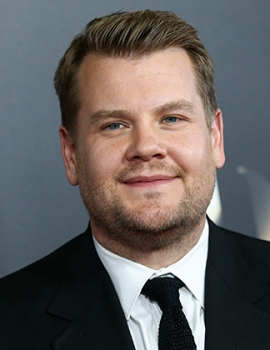James Corden as Peter Rabbit,
