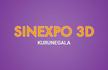 Sinexpo 3D - Kurunegala