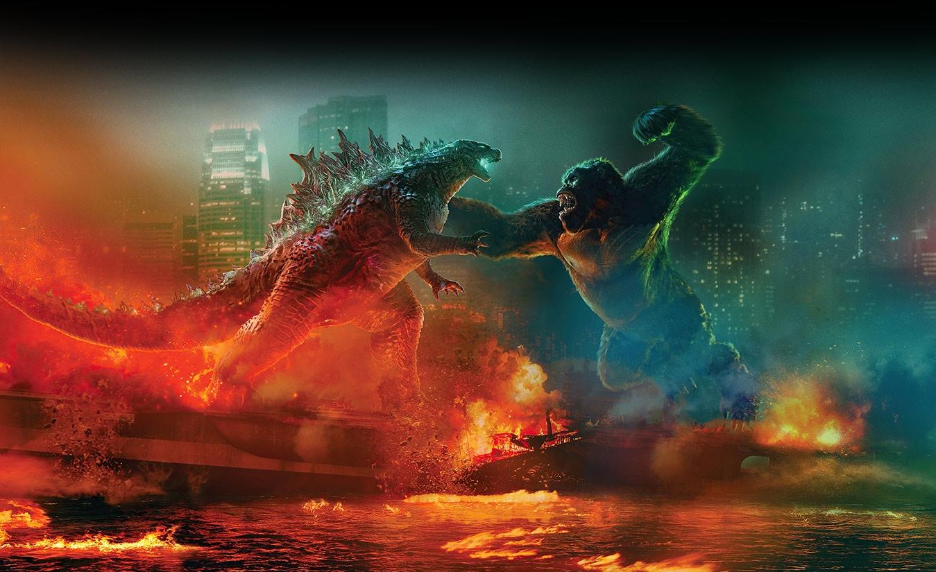 Godzilla vs. Kong - 2D