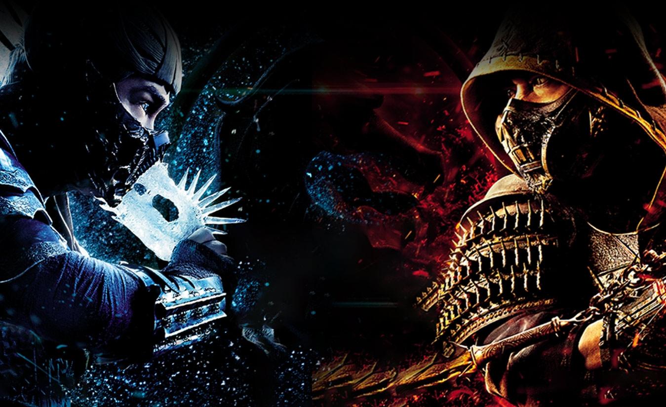 Mortal Kombat - 2D