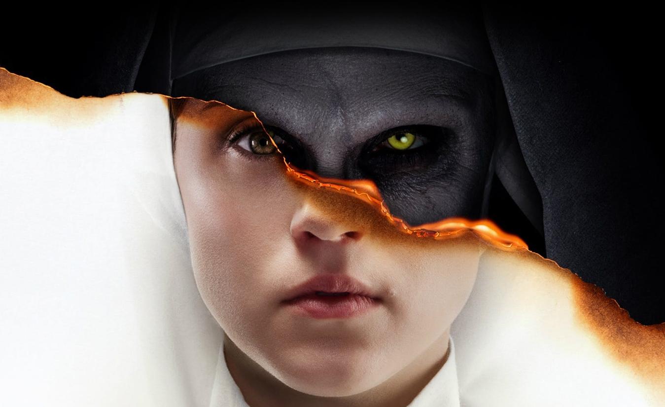 The Nun (2D)