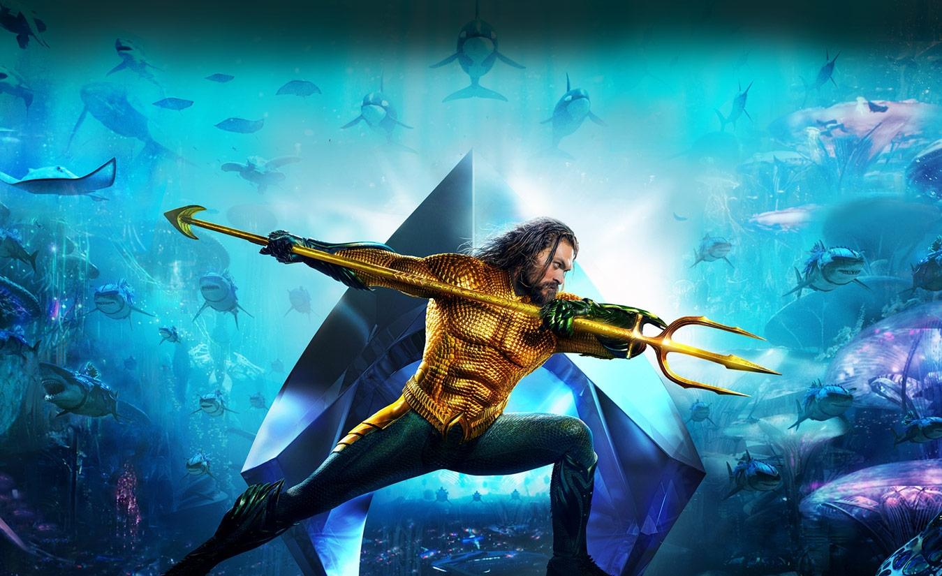 Aquaman - 2D