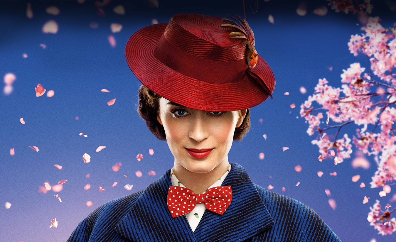 Mary Poppins Returns - 2D
