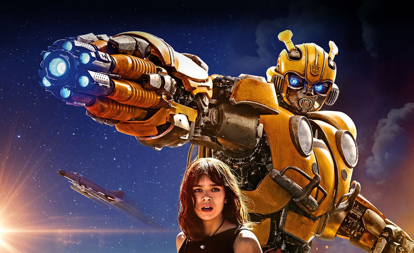 Bumblebee - 3D