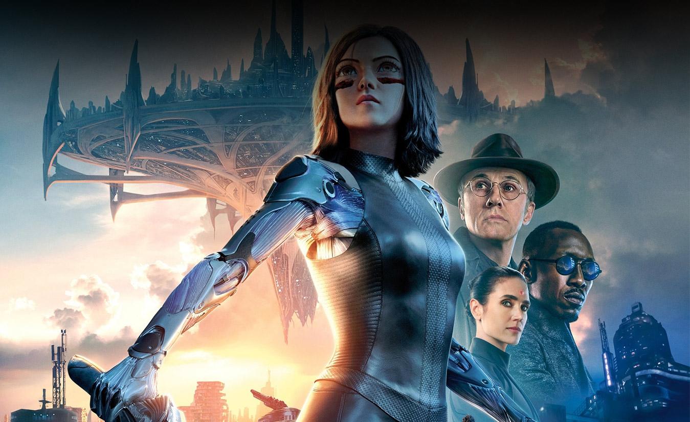 Alita Battle Angel - 3D