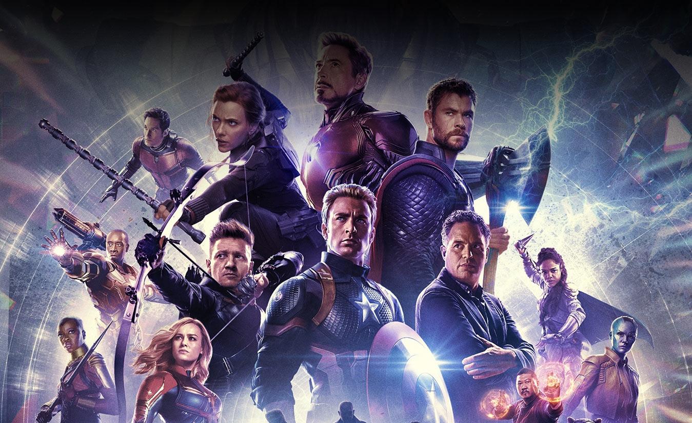 Avengers Endgame - 3D
