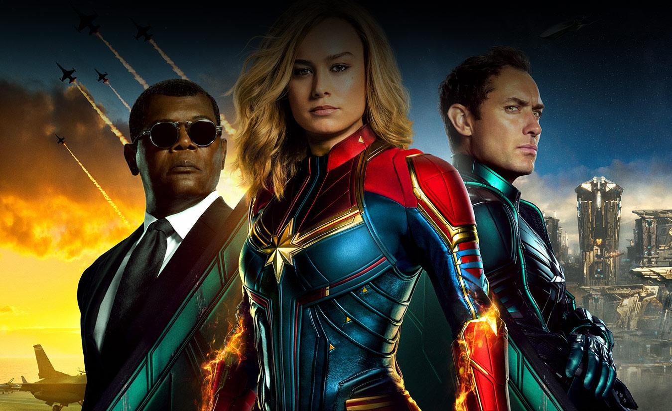 Captain Marvel - Tamil 3D