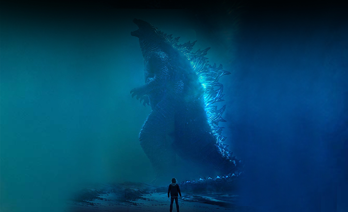 Godzilla King of the Monsters - 3D