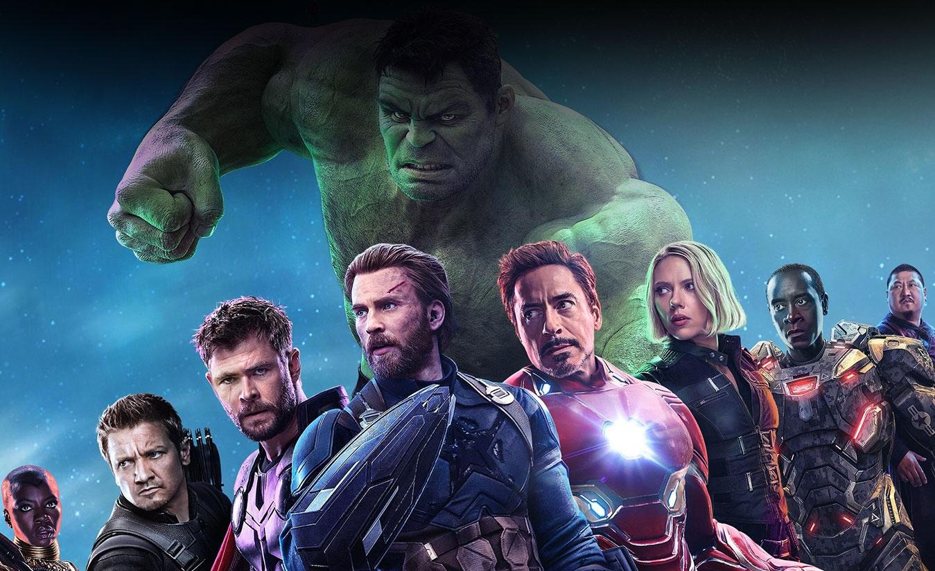 Avengers Endgame - Tamil 3D