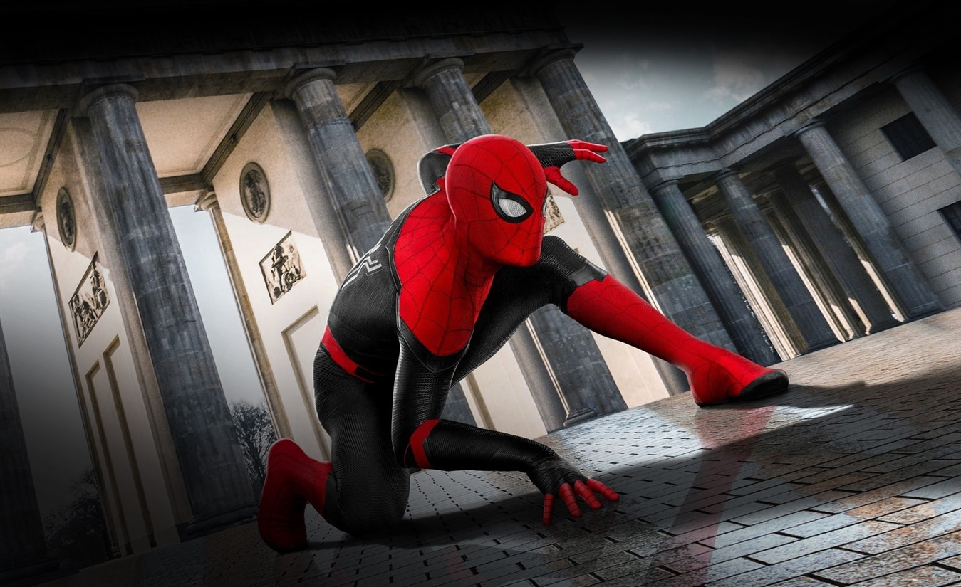 SpiderMan Far From Home - 3D